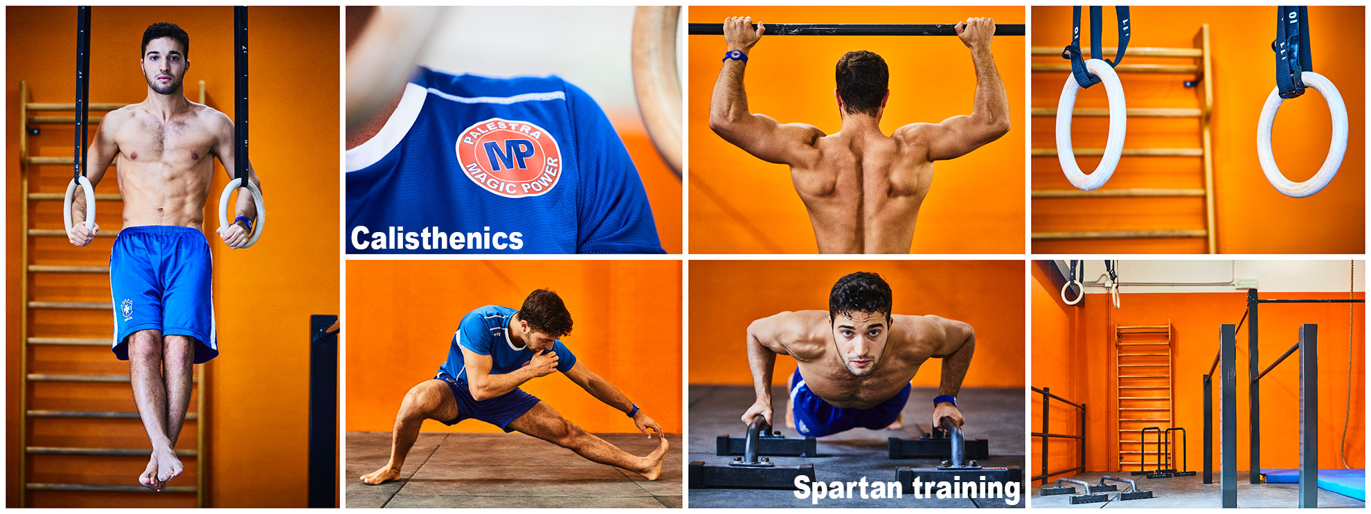 calisthenics - spartan training