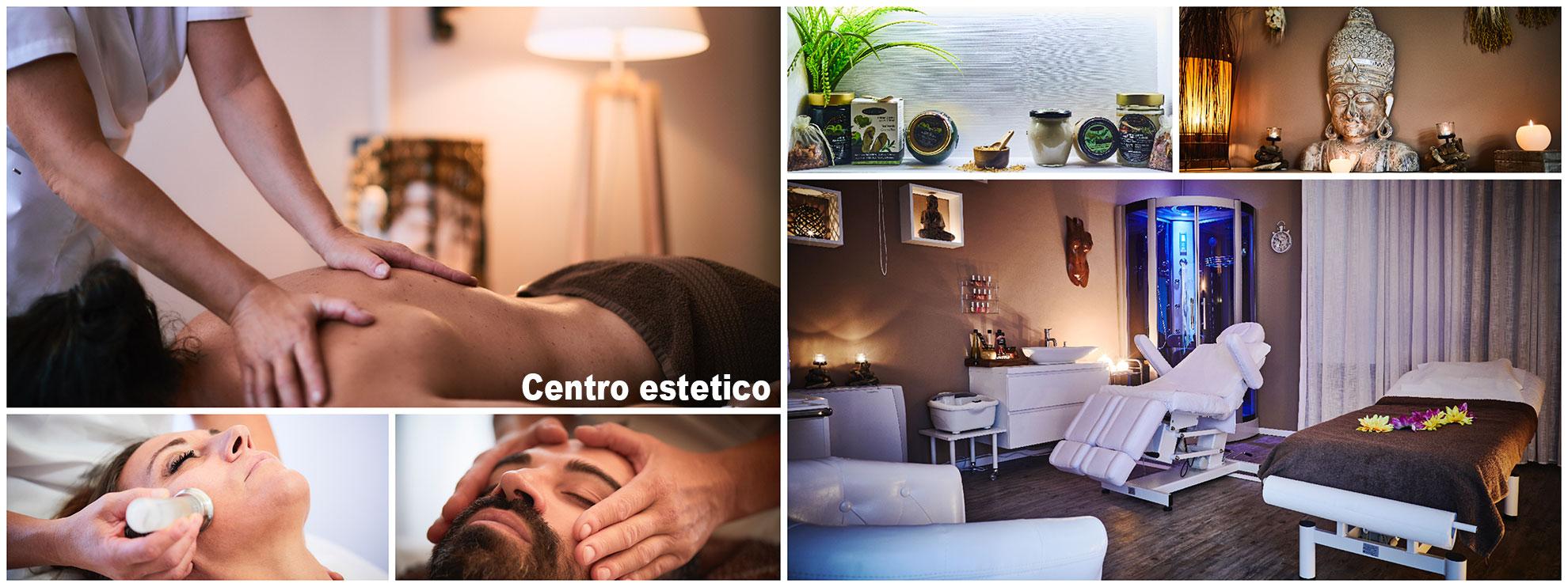 location e massaggi centro estetico palestra magic power rho