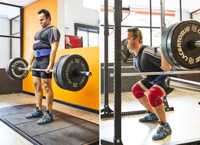 sala pesi power lifting